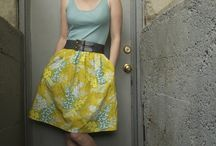 Spring And Summer Fashion / Outfits that I would wear in warmer weather. / by Amanda Lynn Gleason