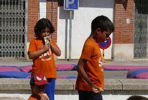 Esplai Estiu 2013 Festes de Roquetes / Excursió de l'Esplai d'estiu de 2013 del dia 5 de juliol