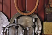Colonial and Pewter / Takes us back in time, a very simple and beautiful time~~ / by Kevin Cavanaugh-Tucker