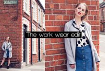 The Work Wear Edit