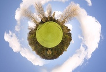 Mini-Planets / by Andy Marshall