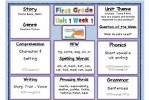 Reading Street Unit 1 First Grade