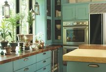 Funky Kitchen Ideas / by Karla Rodriguez-Herrera