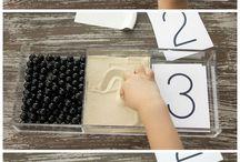 Matematik - vuggestue og børnehave