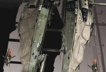 Art / Illustration / Vehicles