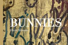 Bunnies by Hunt Slonem