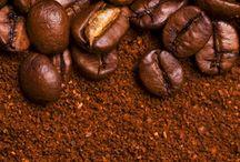 kávés bőrradír
