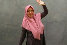 simple hijab syar'i