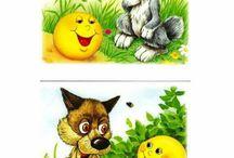 vajce  a vlk