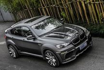 My X6 tuning BMW auto - good photo