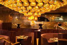 Eclectic Restaurant by Design Research Studio / Eclectic Restaurant in Paris By Tom Dixon's Design Research Studio