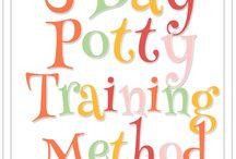 pot training