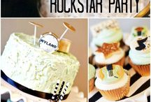 Rockstar Themed Party