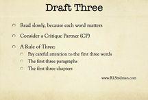 Stuff about writing...