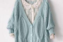 Granny chic fashion