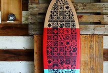 Surfboard design Insperations