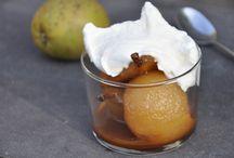 Opskrifter med pære