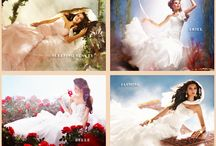 Disney dream princess wedding dresses