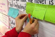 Grade 6 Novel Studies / by Stephanie Hamilton
