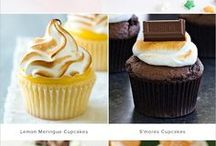 cupcakes and muffins / and muffins