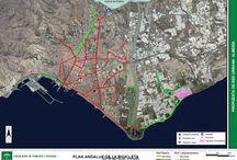 Plan Andaluz de la Bicicleta / Fotografías de nuestro artículo sobre la información pública de dicho plan: http://www.licitacivil.com/noticias/el-plan-andaluz-de-la-bicicleta.htm#more-7241