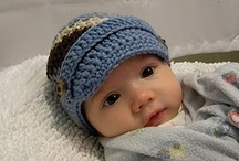 Crocheted hats / by Sherry Ray