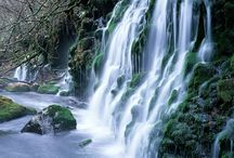 Waterfalls / by Barb Swiger