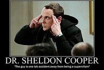 Big Bang Theory!!!! <3 / by Michaela Frankel