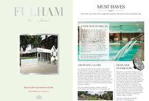 Haute Deco / Haute Decor coverage.  #interior #interiordesign #design #home #decor #coverage #magazine