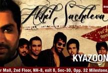 KyaZoonga.com: Buy tickets online for Akhil Sachdeva Live at Lemp