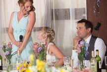 Wedding day fun!