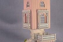 House and glitterhouses