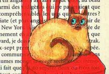 Ilustraciones para un texto