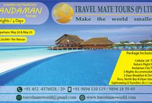 Places to Visit / Travel Mate Tours - Summer Destination Packages / Grab a Package and Chill with your Loved Ones !!!!! HURRY !!!!! Call: 9894 18 59 69 or 9894 110 119.