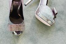 El zapato de la novia!
