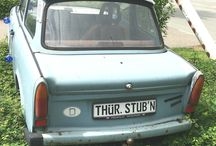 Auto / Ostdeutsche Auto's