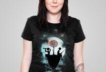 I ♥ T Shirt designs / by Angela Truzinski