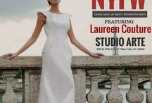 Laureen Couture @ New York Fashion Week! / Laureen Couture will present its collection Aurore during the New York Fashion Week! #BridalMiami