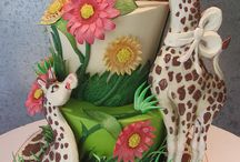 Awesome cakes / by Suzanne Sandlin