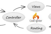 Codeigniter Application development