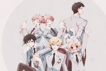 Anime - Ouran High School Host Club