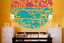 Baby and kid room ideas / by Amie Henly