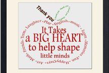 TEACHER - gift ideas