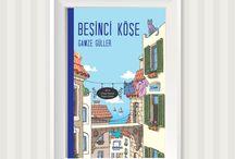 Kitap Kapak Tasarımı / Book Cover / Dedalus Kitap