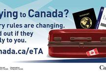Canada 2016 Trip Info