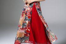 Dress Kain Siffon