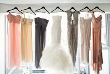 Bridesmaid Dresses  / by Parker Brody