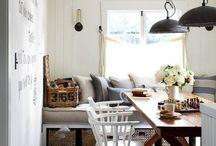 Interior design - Vintage