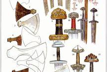 viking weapons