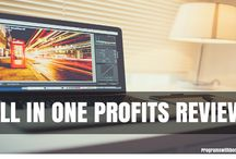 """All In One Profits - Review / Hi we have done a review on All In One Profits, Have You Heard Of It Before. You Can Check Out Our Neat Review At """"Programswithbenefits.com"""" #allinoneprofits #AIOP #landingpages #salespages #hosting #affiliateprogram"""